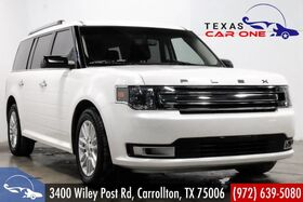 2016_Ford_Flex_SEL AWD NAVIGATION LEATHER HEATED SEATS KEYLESS START BACKUP CAMERA BLUETOOTH_ Carrollton TX