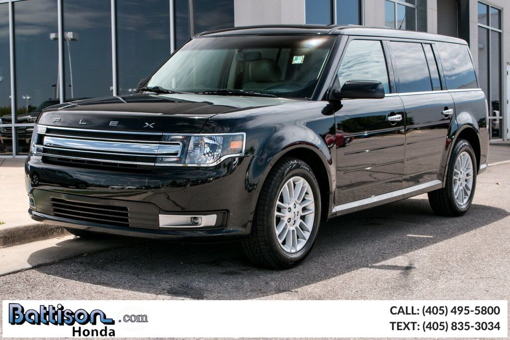 2016_Ford_Flex_SEL_ Oklahoma City OK