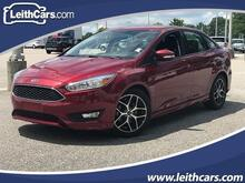2016_Ford_Focus_4dr Sdn SE_ Cary NC