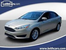 2016_Ford_Focus_4dr Sdn SE_ Raleigh NC