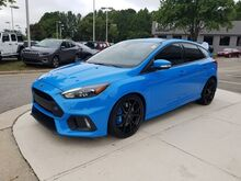 2016_Ford_Focus_5dr HB RS_ Cary NC