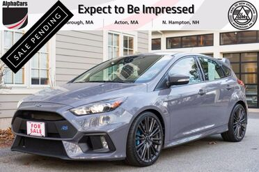 2016_Ford_Focus_RS_ Boxborough MA