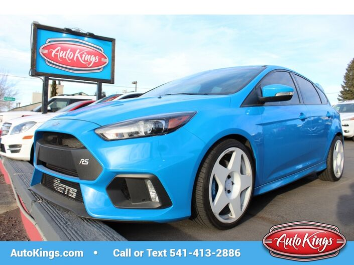 2016 Ford Focus RS Hatchabck Bend OR