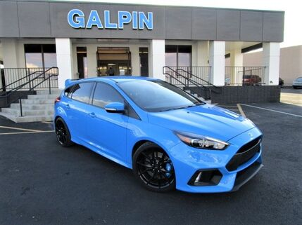 2016_Ford_Focus_RS_ Prescott AZ