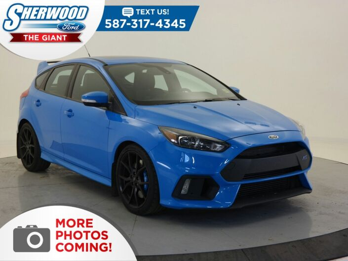 2016 Ford Focus RS Sherwood Park AB