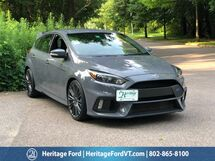 2016 Ford Focus RS South Burlington VT