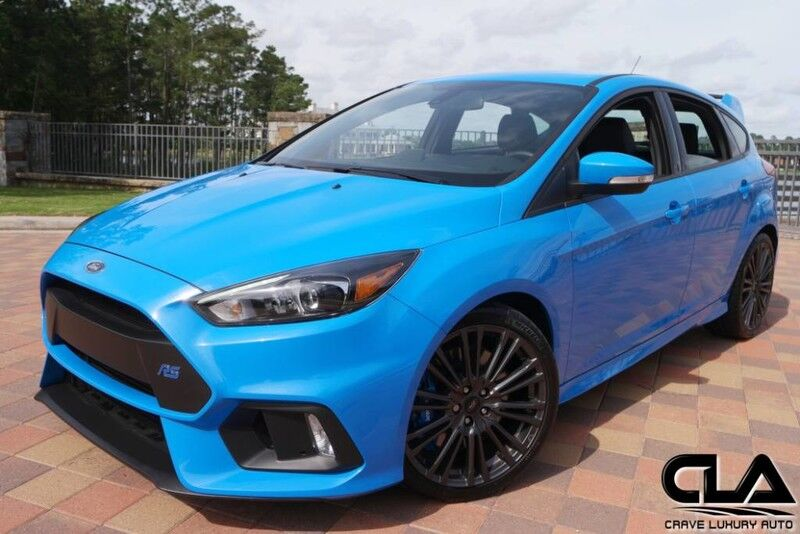 2016 Ford Focus RS The Woodlands TX