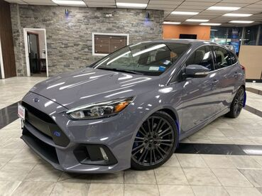 2016_Ford_Focus_RS_ Worcester MA