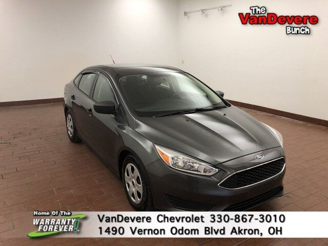 2016 Ford Focus S Akron OH