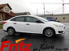 2016_Ford_Focus_S_ Fishers IN