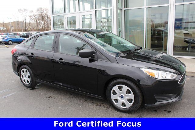 2016 Ford Focus S Green Bay WI