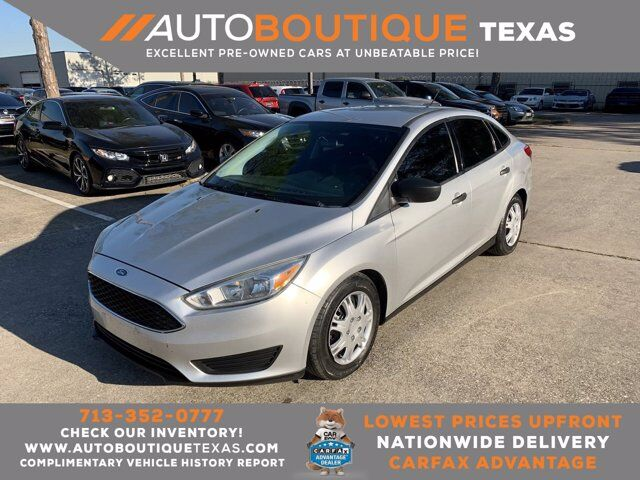 2016 Ford Focus S Houston TX
