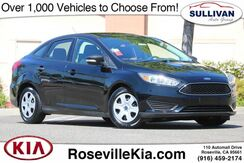 2016_Ford_Focus_S_ Roseville CA