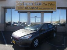 2016_Ford_Focus_S Sedan_ Las Vegas NV