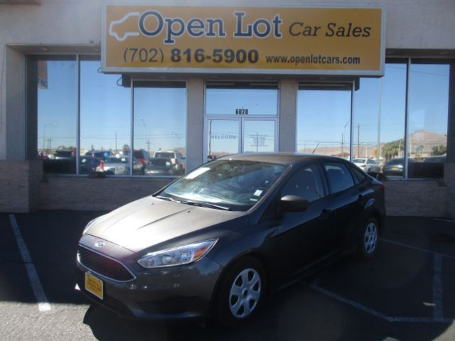 2016 Ford Focus S Sedan Las Vegas Nv
