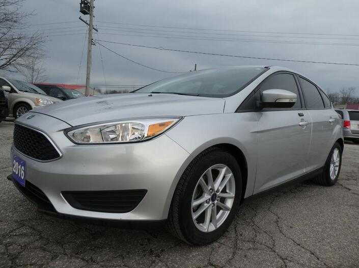 2016 Ford Focus *SALE PENDING* SE Back Up Cam Heated Steering Cruise Control Essex ON