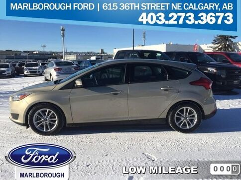 2016_Ford_Focus_SE  - Certified - Bluetooth -  SYNC_ Calgary AB