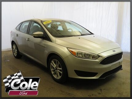 2016_Ford_Focus_SE_ Southwest MI