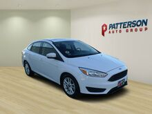 2016_Ford_Focus_SE_ Wichita Falls TX