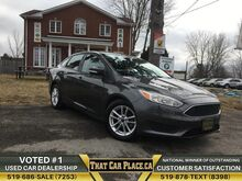 2016_Ford_Focus_SE-52$Wk-Backup-Bluetooth-Steeringcntrls-LOWkm_ London ON