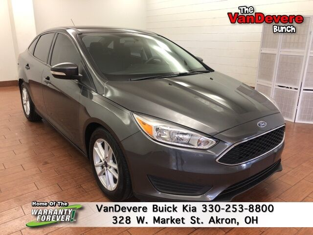 2016 Ford Focus SE Akron OH