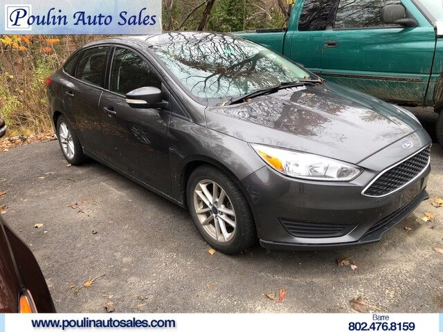 2016 Ford Focus SE Barre VT