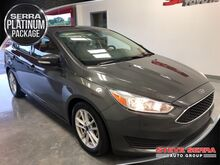 2016_Ford_Focus_SE_ Central and North AL