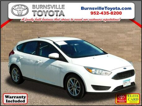 2016_Ford_Focus_SE_ Burnsville MN