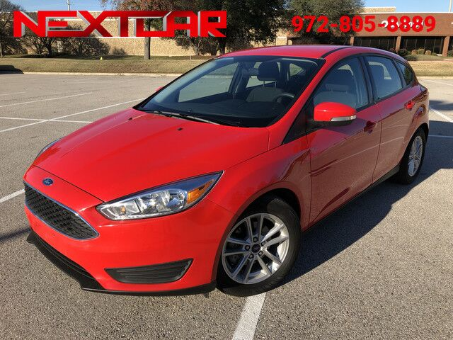 2016 Ford Focus SE Carrollton TX