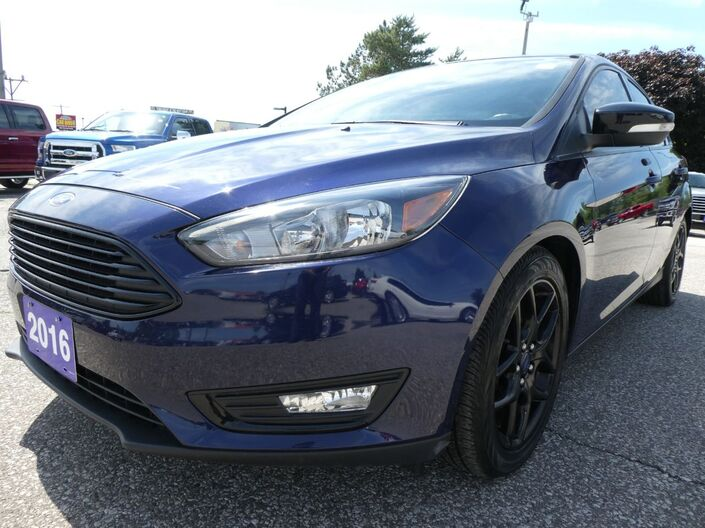 2016 Ford Focus SE Essex ON
