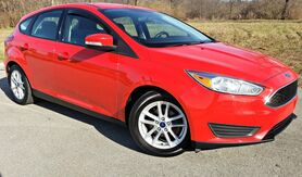 2016_Ford_Focus_SE_ Georgetown KY