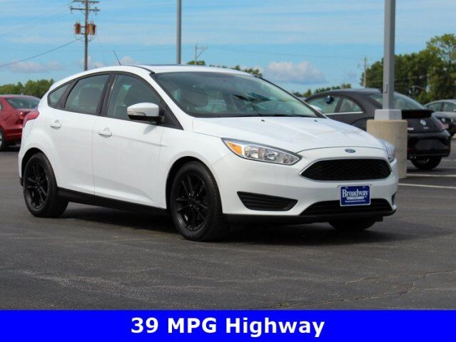 2016 Ford Focus SE Green Bay WI