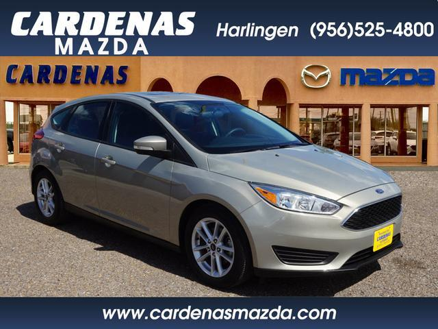 2016 Ford Focus SE Harlingen TX