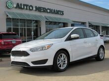 2016_Ford_Focus_SE Hatch 2.0L 4CYL AUTOMATIC, CLOTH SEATS, BACKUP CAMERA, BLUETOOTH CONNECTIVITY, SATELLITE_ Plano TX