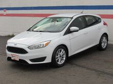 2016_Ford_Focus_SE Hatch_ Dallas TX