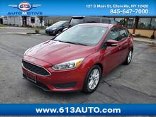 2016_Ford_Focus_SE Hatch_ Ulster County NY