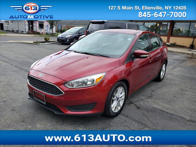 2016 Ford Focus SE Hatch Ulster County NY
