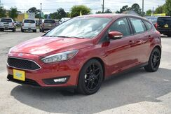 2016_Ford_Focus_SE Hatch_ Houston TX