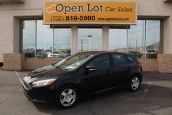 2016_Ford_Focus_SE Hatch_ Las Vegas NV