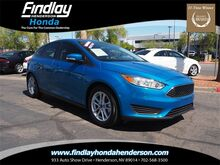 2016_Ford_Focus_SE_ Henderson NV