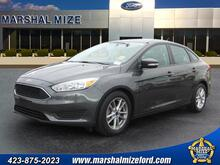 2016_Ford_Focus_SE_ Chattanooga TN