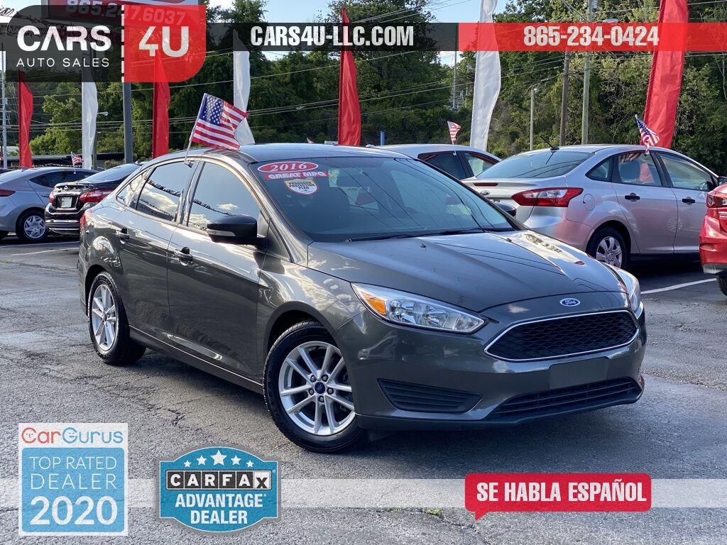 2016 Ford Focus SE Knoxville TN