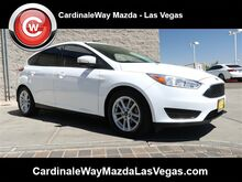 2016_Ford_Focus_SE_ Las Vegas NV