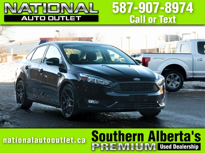 2016 Ford Focus SE Lethbridge AB