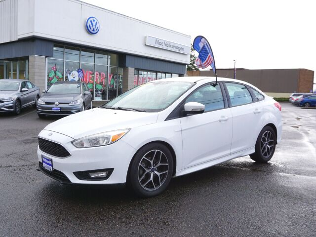2016 Ford Focus SE McMinnville OR