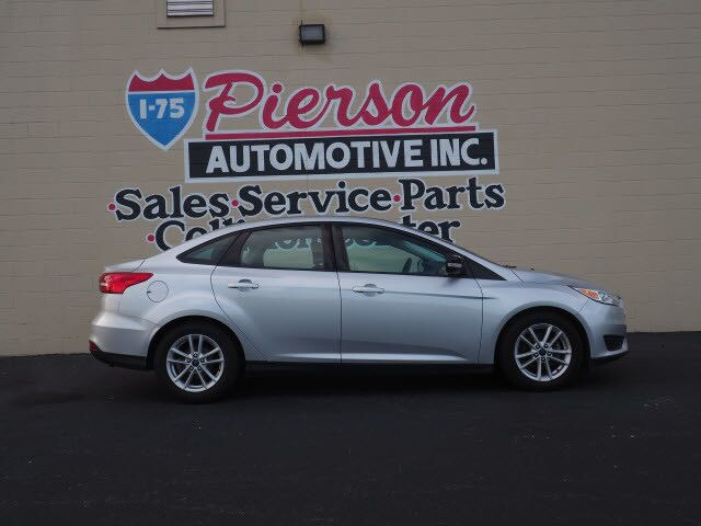 2016 Ford Focus SE Middletown OH