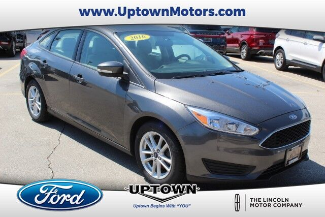 2016 Ford Focus Se Milwaukee And Slinger Wi