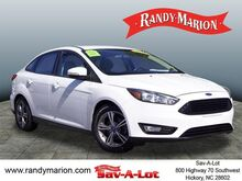 2016_Ford_Focus_SE_ Mooresville NC