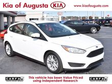 2016_Ford_Focus_SE_ North Charleston SC