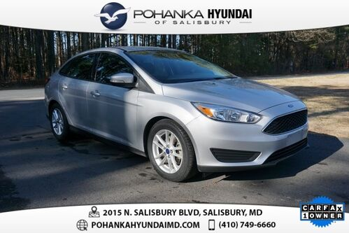 2016_Ford_Focus_SE **ONE OWNER**_ Salisbury MD